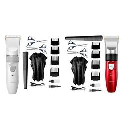 2x Family Kid Men Electric Hair Clipper Shaver & Accessories