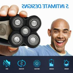 5 In 1 Bald Head Shavers for Men Smart Best Shaver Smooth Co