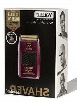 Wahl 5 Star Shaver/Shaper with Bonus Bump-Free Foil Inside