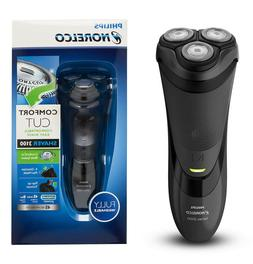 Philips Norelco - 3100 Wet/dry Electric Shaver - Black
