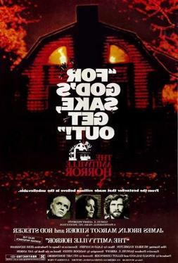 The Amityville Horror POSTER Movie
