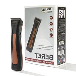 Wahl Professional Beret Lithium Ion Cord/Cordless Trimmer #8
