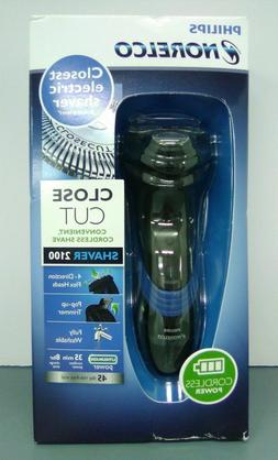 Philips Norelco Close Cut Shaver 2100 S1560/81.  New in Box.