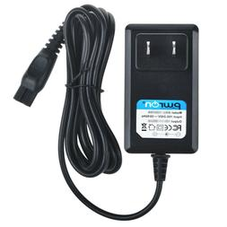 PwrON DC Adapter Charger for Philips Norelco S738/82 Click &