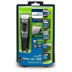 Philips Norelco Electric Shaver Razor Face Head Nose Hair Be