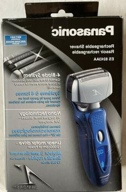 Panasonic ES8243AA 4-Blade Men's Electric Shaver and Trimmer