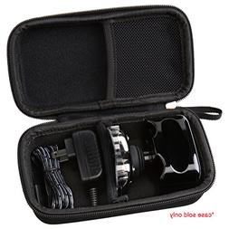 Hard Carrying Travel Case for Skull Shaver Pitbull Gold Shav