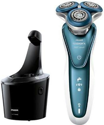 New Philips Norelco 7500 Sensitive Skin Rechargeable Electri
