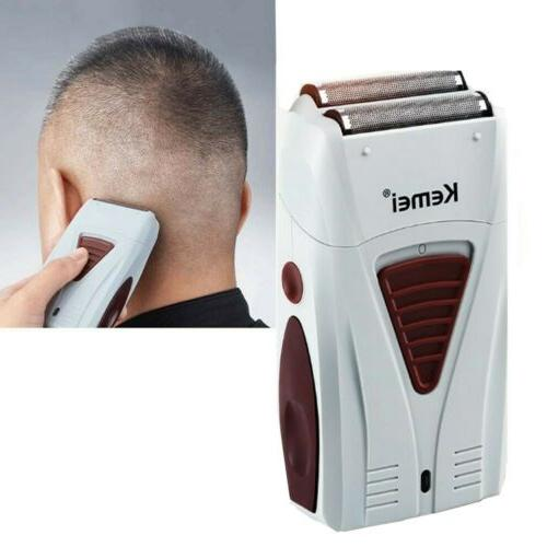 Men Electric Beard Machine