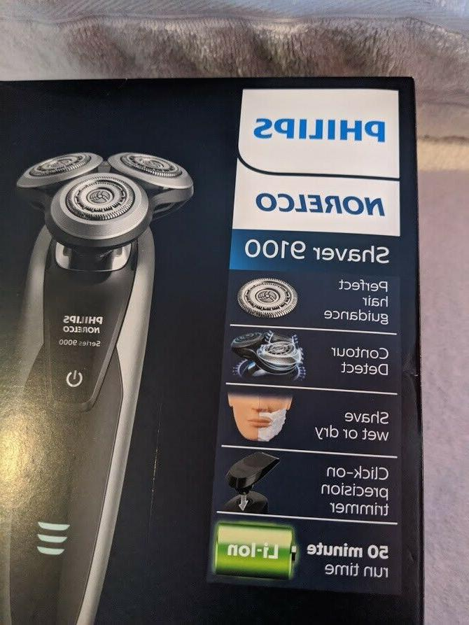 New Norelco 9100 Wet Rechargeable S9161/83