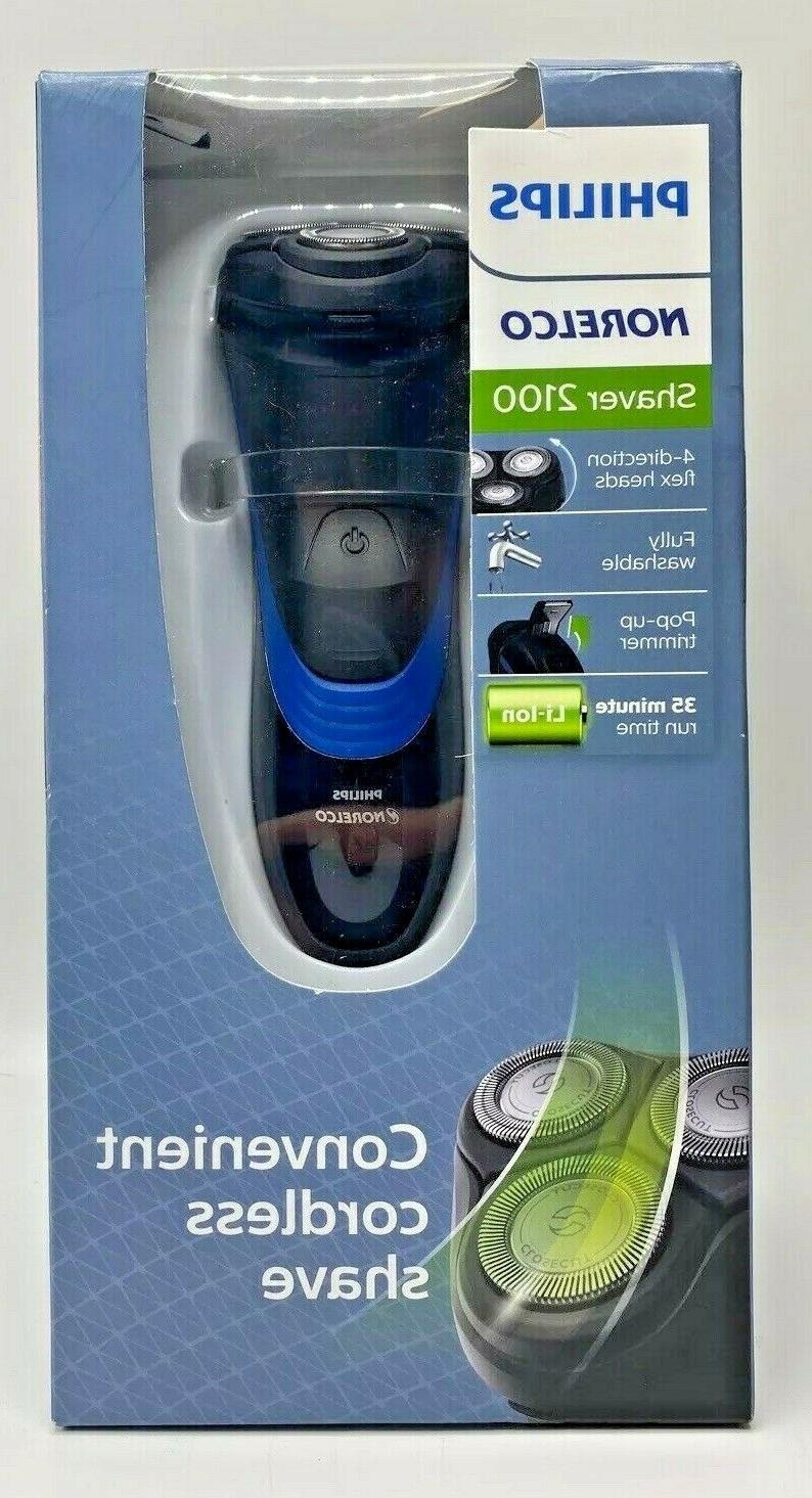 NEW 2100 Dry Electric Rotation Shaver - S1560/81-