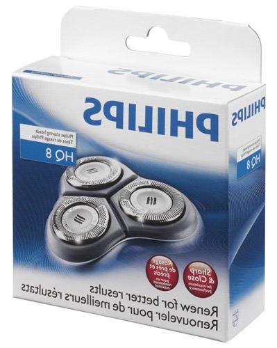 Philips Norelco Dual Precision Replacement Heads