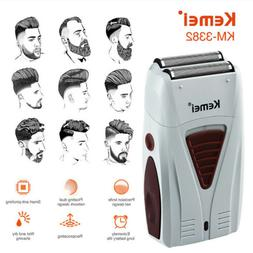 men electric shaver razor beard trimmer hair