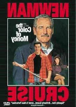 The Color of Money  / DVD Paul Newman, Tom Cruise, Randall A