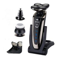 Gold 5 Head Rotary razor Electric Shaver Beard Hair Trimmer