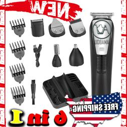 New Mens Hair Clipper For body care Multi-Function Electric