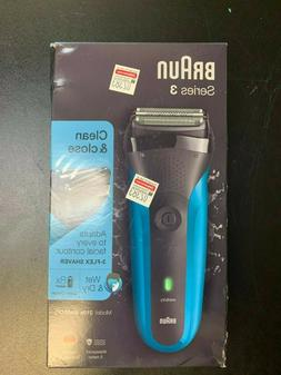 New Braun Series 3 310S Wet & Dry Electric Shaver