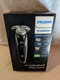 New Philips Norelco Series 9100 Wet & Dry Rechargeable Elect