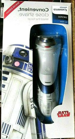 Philips Norelco Special Editon Star Wars R2-D2 Dry Electric