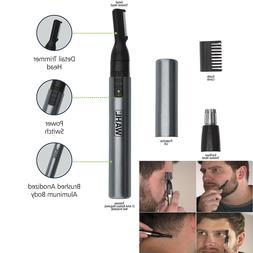 Wahl Nose Ear Trimmer Set brow Hair Groomer Lithium Micro mu