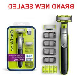 oneblade face body hybrid electric trimmer shaver
