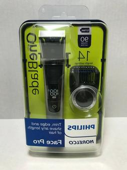 PHILIPS NORELCO OneBlade Face Pro electric Shaver/Trimmer