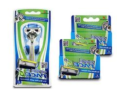 Dorco Pace 6 Plus- Six Blade Razor System with Trimmer - 10
