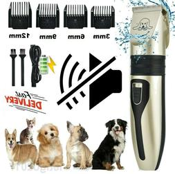 Pet Dog Cat Grooming Clippers Hair Trimmer Groomer Shaver Ra