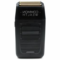 Common Wealth Professional Shaver Cordless Bump Free Gold Pr