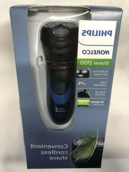 Philips Norelco S1560/81 Dry Electric Rotation  Shaver - Bla