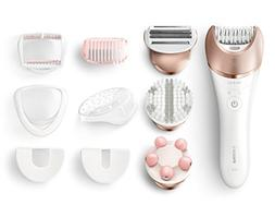 SALE!!!!!!Philips Satinelle Prestige Wet & dry epilator 9 ac