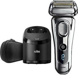 Braun Series 9 Wet & Dry Shaver With Clean&Charge System. Mo