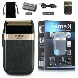 shaver trimmer razor usb electric rechargeable shaving