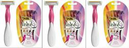 BIC Soleil Color Collection for Women, Disposable Shaver, 8
