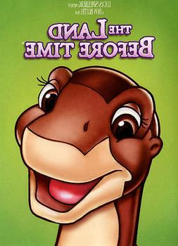 The Land Before Time DVD Helen Shaver, Candace Hutson