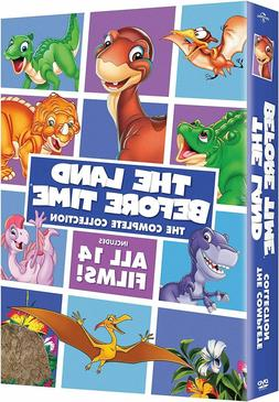The Land Before Time: The Complete Collection  Fast Free Shi