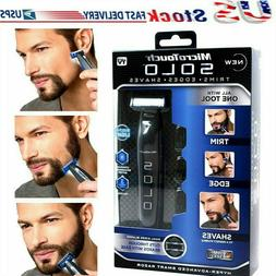 US STOCK Men Trimmer Razor Shaver Rechargeable Edges Multi F